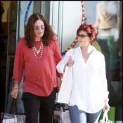 Le shopping en amoureux d'Ozzy et Sharon Osbourne : pas très rock'n'roll... mais au moins c'est pas de la télé !