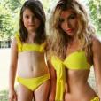Lola Marois et sa fille Bella - Instagram, 19 juillet 2018