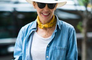 Kaia Gerber, Justin Bieber... : Les stars assurent le retour du bandana