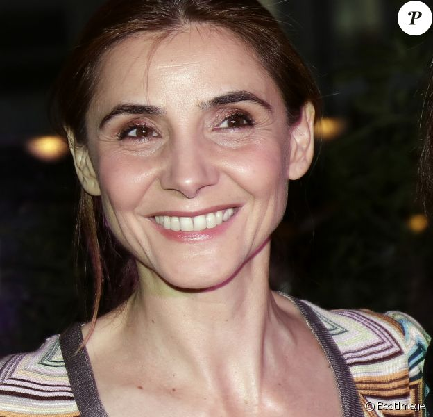 Clotilde Courau - 11ème édition du Prix de la Closerie des Lilas à Paris, France, le 10 avril 2018.