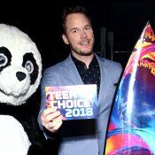 Chris Pratt, Chloë Moretz et Zac Efron, stars des Teen Choice Awards 2018