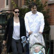 Minnie Driver : elle nous présente enfin le père... de son petit Henry !