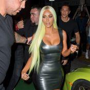 Kim Kardashian : Elle dévoile son nouveau look en vacances et fait sensation