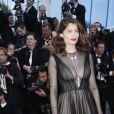 Laetitia Casta - Montée des marches du film de la Soirée 70ème Anniversaire lors du 70ème Festival International du Film de Cannes. Le 23 mai 2017. © Borde-Jacovides-Moreau/Bestimage