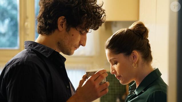 """Louis Garrel et sa femme Laetitia Casta vont se donner la réplique dans """"L'homme fidèle"""", en salles le 20 mars 2019."""