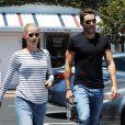 Claire Holt et son ex-mari Matt Kaplan sont allés faire du shopping chez Fred Segal à West Hollywood. Le 14 juillet 2015