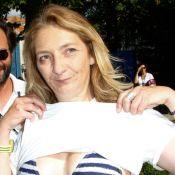 Festival d'Angoulême : Corinne Masiero soulève son haut...