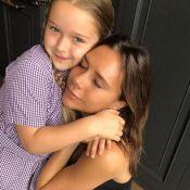 Victoria Beckham valide la nouvelle coupe de sa fille Harper, à la mode Posh