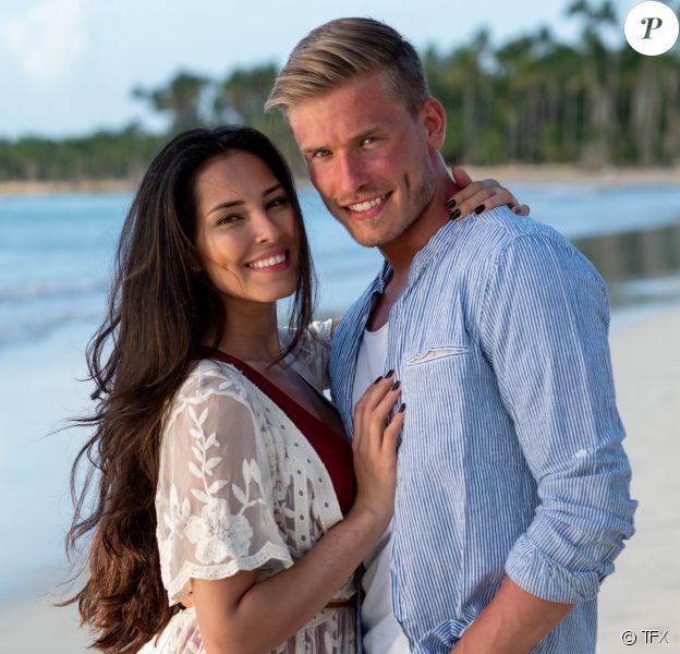 """Tom et Hagda - """"La Villa : la bataille des couples"""", photo officielle"""