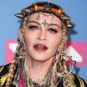 Madonna : Belle célébration pour les 6 ans de ses jumelles Estere et Stella