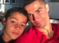 Cristiano Ronaldo : Son fils passe à la vitesse supérieure en Italie