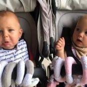 """Enrique Iglesias : Sa vidéo loufoque avec ses jumeaux """"difficiles à amuser"""""""