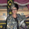 Semi-exclusif - Orlan (Mireille Suzanne Francette Porte) - Soirée d'ouverture de la Fête à Neuneu à Paris le 31 aout, 2018. Tous les fonds récoltés lors de cette soirée sont reversés à l'association caritative «Les Puits du Déserts» dont Régine est la marraine. Cette association construit des puits pour que les populations nomades les plus défavorisées, au nord du Niger, aient accès à l'eau. © Coadic Guirec/Bestimage