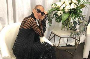 Céline Dion, modeuse qui se prélasse, veut