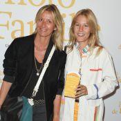 """Sarah Lavoine et sa fille Yasmine radieuses pour une """"Photo de famille"""""""
