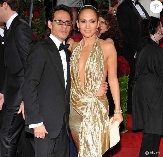 Marc Anthony et Jennifer Lopez