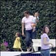 Max et Emme, les jumeaux de Jennifer Lopez et Marc Anthony