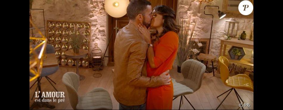 """Extrait de """"L'amour est dans le pré"""" du lundi 3 septembre 2018 - M6"""