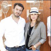 Mélanie Maudran (Un si grand soleil) mariée à un célèbre tennisman