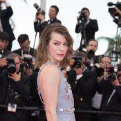 Milla Jovovich : Ce choix radical qu'elle a fait pour ses filles après un trauma