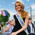 Maëva Coucke, Miss France 2018 en déplacement en Estaires - Instagram, 28 mai 2018