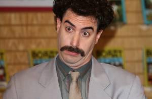 Borat corrige sa prof de bonnes manières