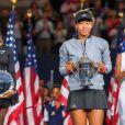 Serena Williams, Naomi Osaka - Finale femme de de l'US Open de Tennis 2018 à New York le 9 septembre 2018.