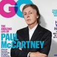 """Couverture de l'édition américaine du magazine """"GQ"""", édition du mois d'octobre 2018."""