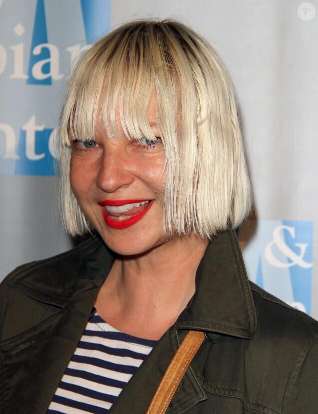 """Sia Fuller lors de la soirée """"AN EVENING WITH WOMEN"""" à Beverly Hills, Californie, le 19 mai 2012"""