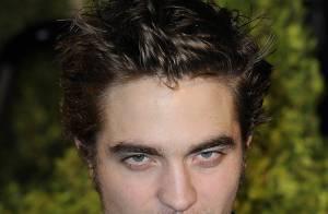 Robert Pattinson de