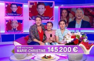 Marie-Christine (TLMVPSP) présente ses fils, ses premiers supporters