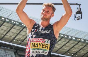 Kevin Mayer super champion : Il célèbre son incroyable record avec Delphine