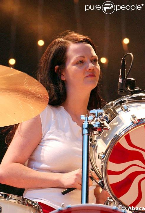 Meg White des White Stripes