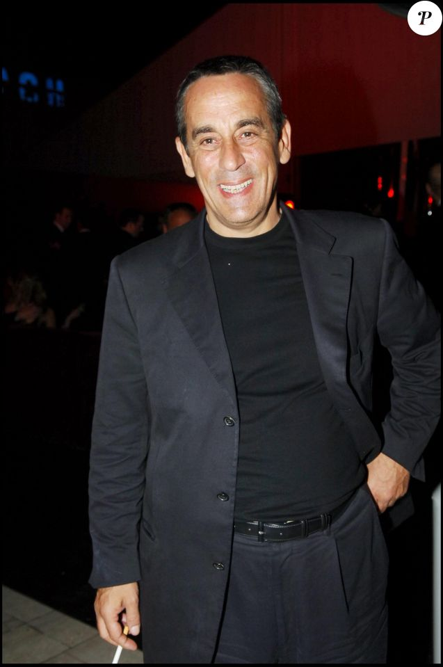 "THIERRY ARDISSON - 58EME FESTIVAL DE CANNES - SOIREE ""SIN CITY"" AU VIP ROOM DE CANNES"