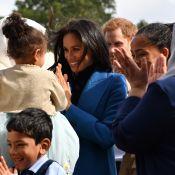 "Meghan Markle: ""Together"" avec Harry et sa mère Doria, elle reçoit en son jardin"