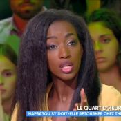 """Hapsatou Sy déçue par Thierry Ardisson : """"Il peut regretter !"""""""