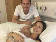 Frank Lampard papa : Son épouse Christine a accouché