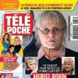 """Couverture du """"Télé Poche""""."""