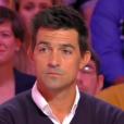"""Jean-Pascal Lacoste lance un petit tacle à Jenifer sur le plateau de """"Touche pas à mon people"""", le vendredi 21 septembre 2018 sur C8."""