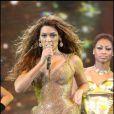 Beyoncé Knowles en concert le 5 mai 2009 à Paris-Bercy