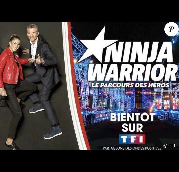 "Photo officielle de ""Nija Warrior"", bientôt sur TF1"