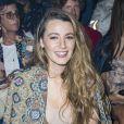 """Blake Lively - People au défilé de mode """"Christian Dior"""" PAP printemps-été 2019 à Paris. Le 24 septembre 2018 © Olivier Borde / Bestimage"""
