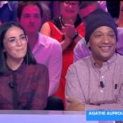 """Agathe Auproux dans TPMP, son gros râteau à Doc Gynéco : """"Tu n'es pas mon style"""""""