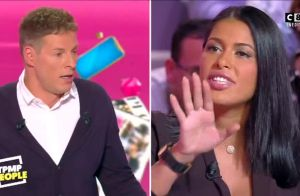 Ayem Nour clashe Matthieu Delormeau dans TPMP :