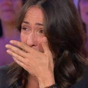 """Annelise Hesme en larmes dans """"Vivement dimanche"""" : """"Je suis ridicule"""""""