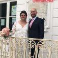 Anne Ménès, la fille de Pierre Ménès, s'est mariée le 12 mai 2018.