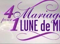 4 mariages pour 1 lune de miel : Salaire, robe... Le prix d'un tournage dévoilé