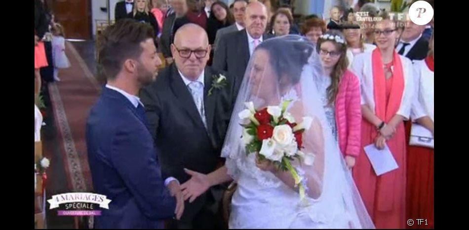 """David et Laura - """"4 mariages pour 1 lune de miel"""", 24 septembre 2018, TF1"""