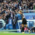 Neymar lors du match de ligue des champions de l'UEFA opposant le Paris Saint-Germain contre l'Étoile rouge de Belgrade au parc des Princes à Paris, France, le 3 octobre 2018. Le PSG a gagné 6-1. © Cyril Moreau/Bestimage