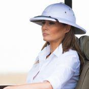 Melania Trump au Kenya : Sa tenue provoque l'indignation